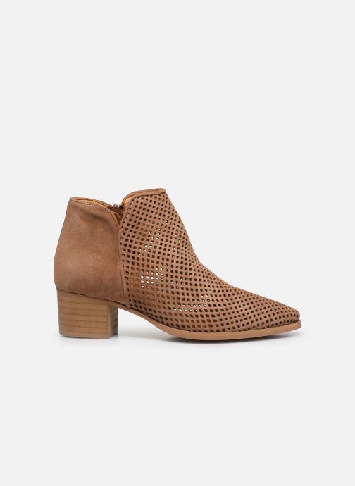 Stiefeletten & Boots Georgia Rose Arletio beige ansicht von hinten