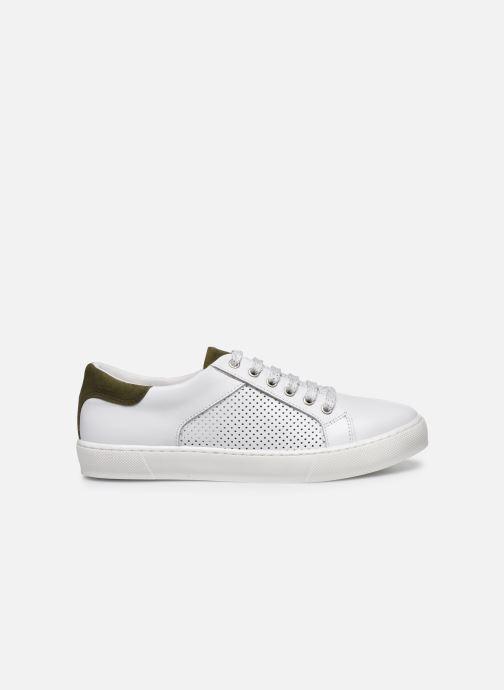 Sneakers Georgia Rose Alesio Bianco immagine posteriore