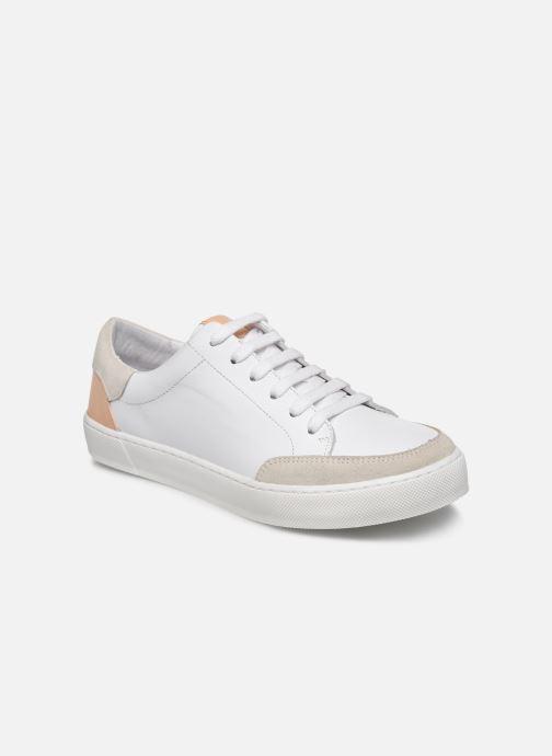 Sneakers Georgia Rose Alepa Wit detail