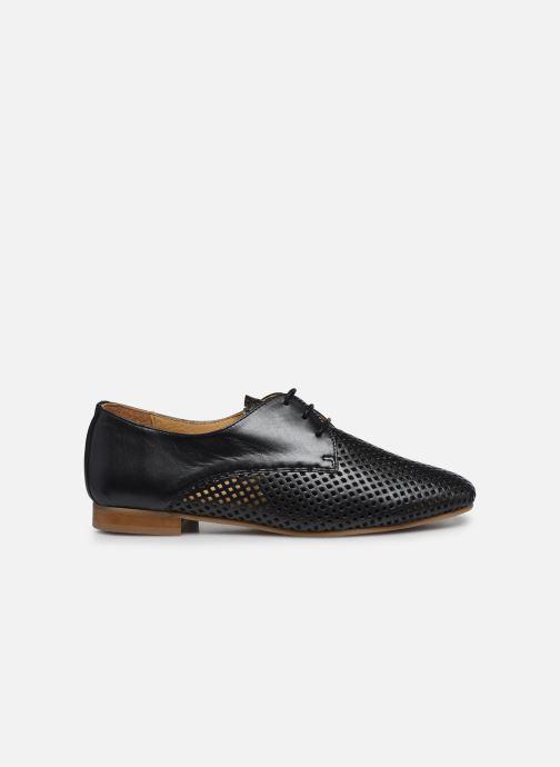 Chaussures à lacets Georgia Rose Apira Noir vue derrière