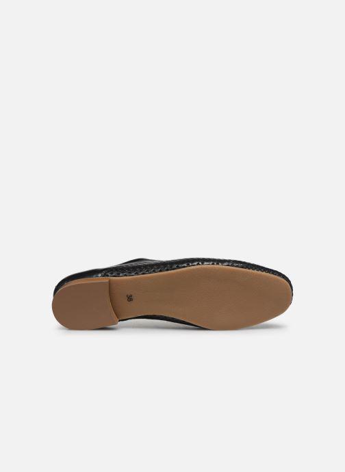 Chaussures à lacets Georgia Rose Apira Noir vue haut