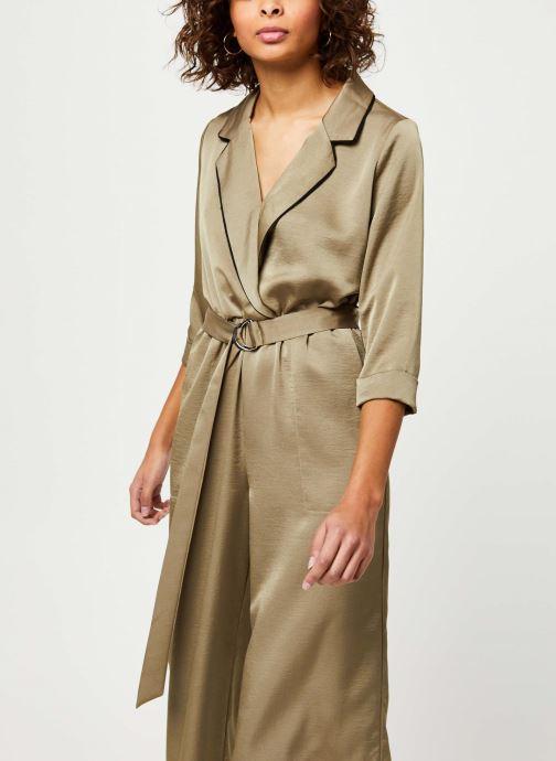 Vêtements Frnch F10042 Vert vue droite