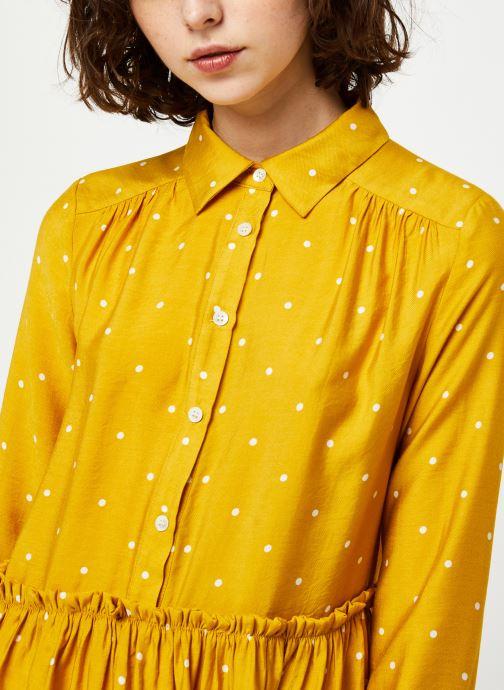 Vêtements Frnch F10072 Jaune vue face