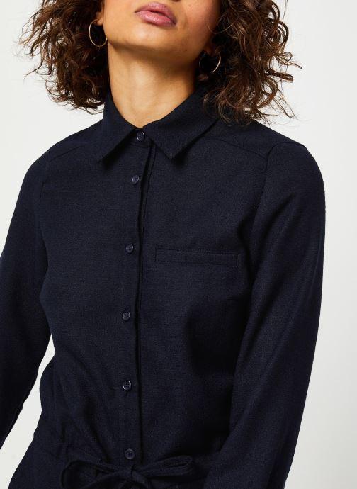 Vêtements Frnch F9855 Bleu vue face
