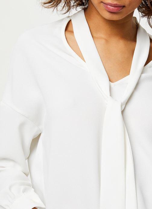 Vêtements Frnch F9918 Blanc vue face