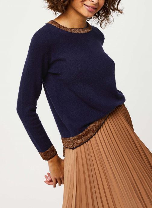 Vêtements Frnch MS18-84 Bleu vue détail/paire