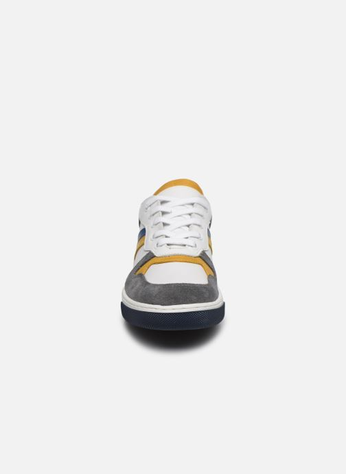 Sneaker I Love Shoes SOLEIL LEATHER grau schuhe getragen