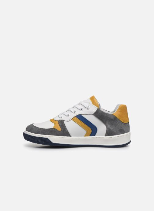 Sneaker I Love Shoes SOLEIL LEATHER grau ansicht von vorne