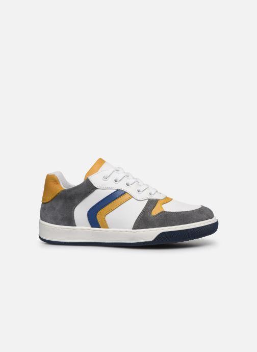 Sneaker I Love Shoes SOLEIL LEATHER grau ansicht von hinten