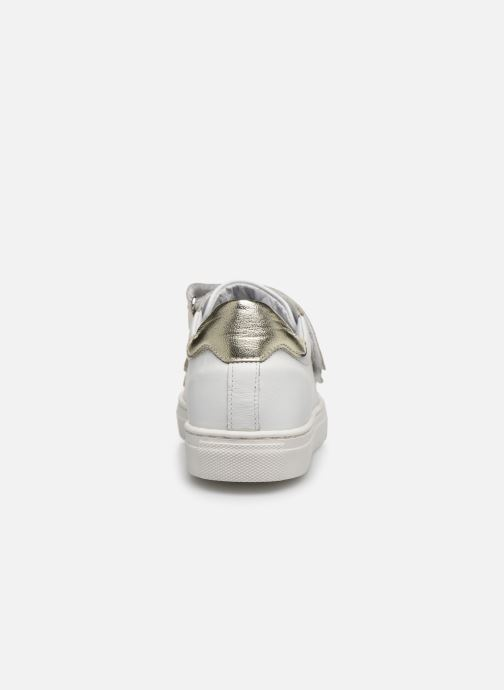 Baskets I Love Shoes SOMELO LEATHER Blanc vue droite