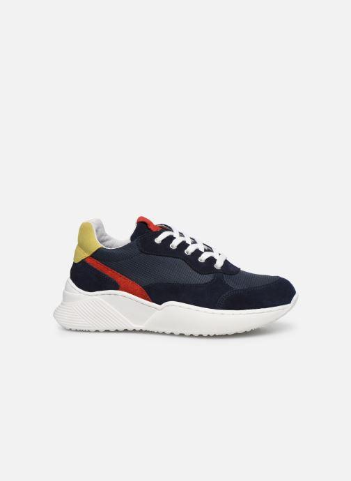 Sneakers I Love Shoes SOLUNE LEATHER Azzurro immagine posteriore