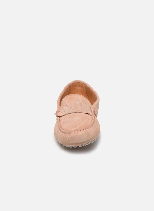 Loafers Georgia Rose Sifeuille Pink se skoene på
