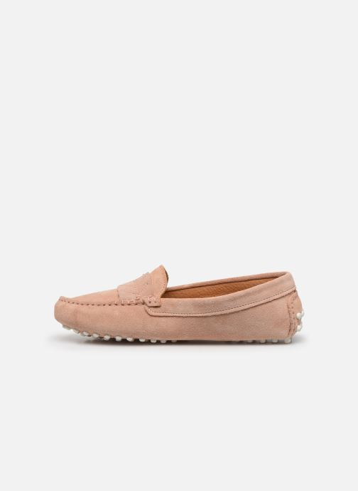 Loafers Georgia Rose Sifeuille Pink se forfra