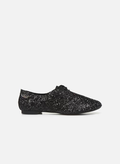 Chaussures à lacets Kaporal Saluzo Noir vue derrière
