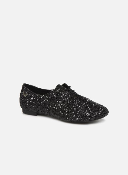 Chaussures à lacets Kaporal Saluzo Noir vue détail/paire