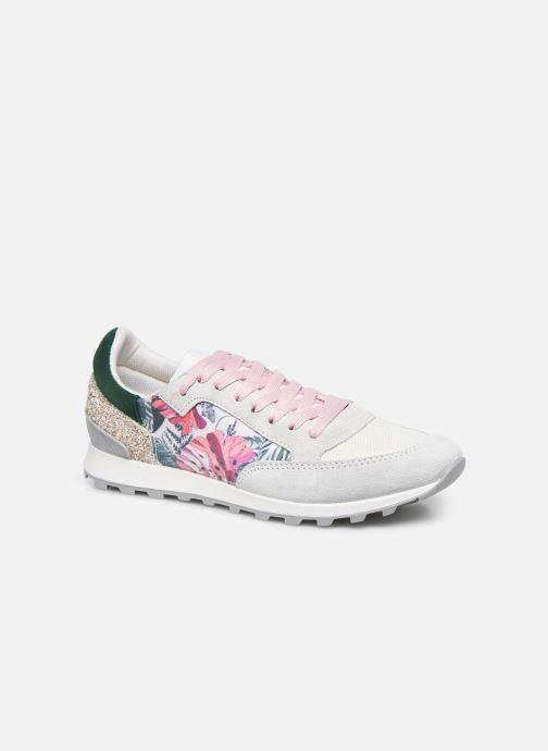 Sneakers Kaporal Tallulah Wit detail