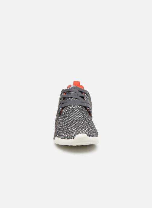 Baskets Kaporal Kalua Gris vue portées chaussures