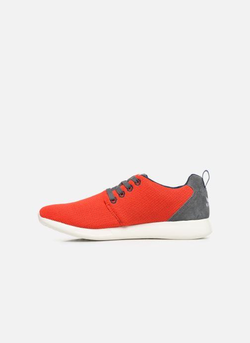 Sneaker Kaporal Kalua rot ansicht von vorne