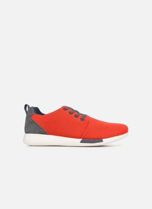 Sneaker Kaporal Kalua rot ansicht von hinten