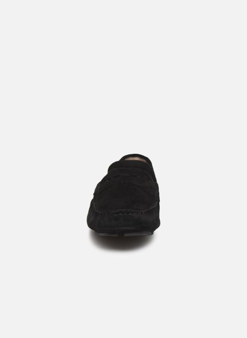 Mocassins Kaporal Lima Noir vue portées chaussures