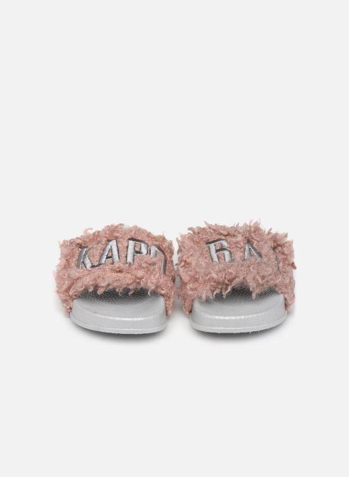 Clogs & Pantoletten Kaporal Suede grau schuhe getragen