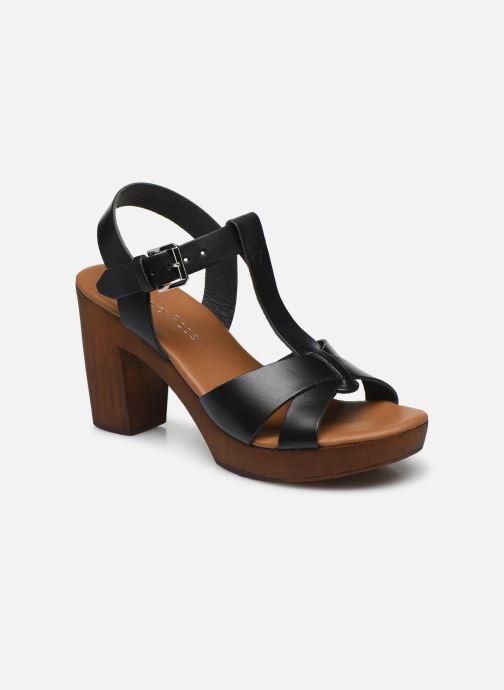 Sandalen Georgia Rose Dopatin schwarz detaillierte ansicht/modell
