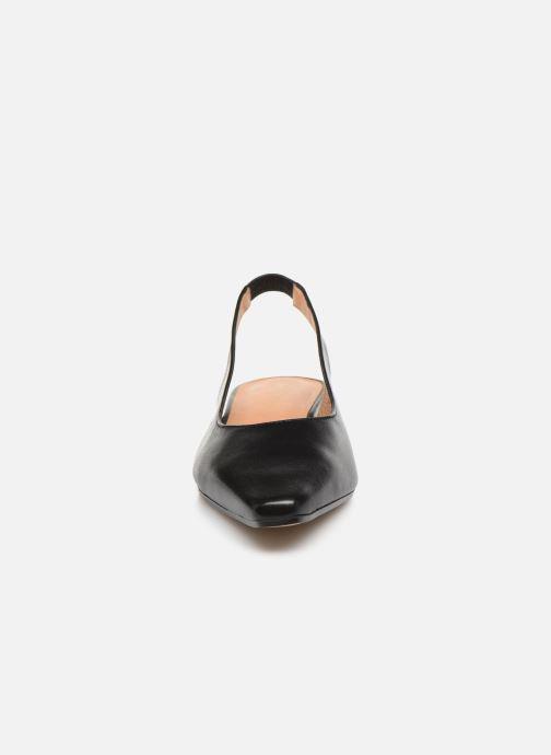 Escarpins Georgia Rose Tamiha Noir vue portées chaussures