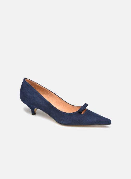 Zapatos de tacón Georgia Rose Ribona Azul vista de detalle / par