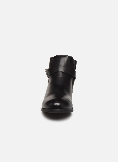 Botines  I Love Shoes THERNIER Negro vista del modelo