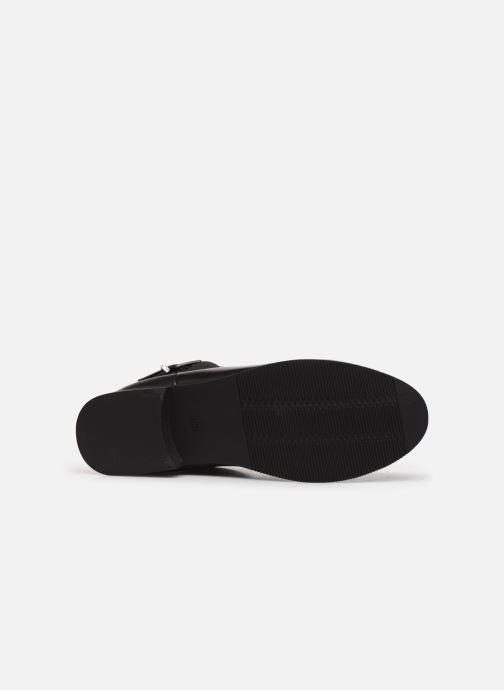 Stiefeletten & Boots I Love Shoes THERNIER schwarz ansicht von oben