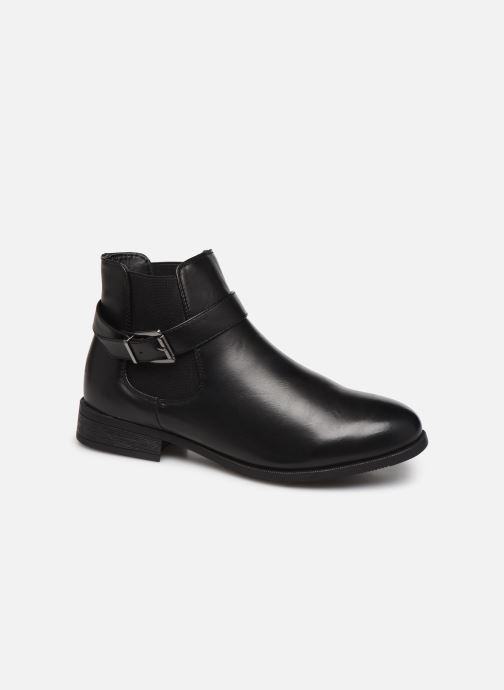 Ankle boots I Love Shoes THERNIER Black detailed view/ Pair view