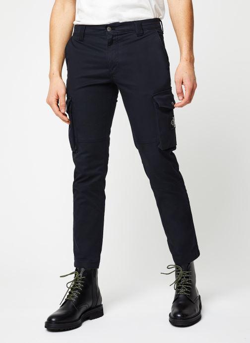 Pantalon Cargo - Skinny Washed Cargo Pant