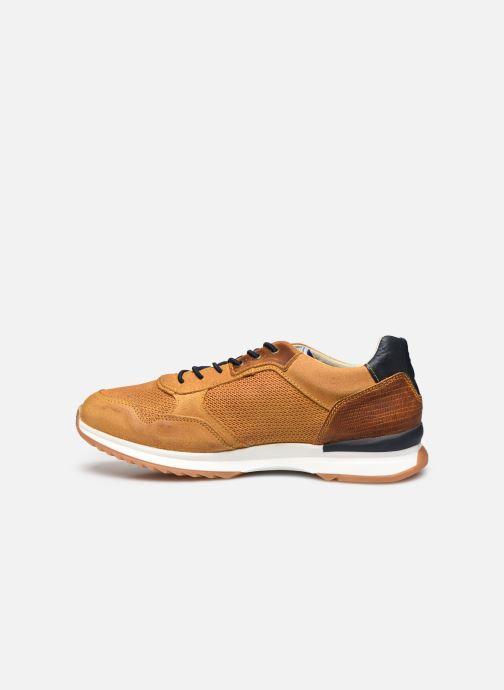 Sneakers Bullboxer 989K20438AYWNASUSZ Bruin voorkant