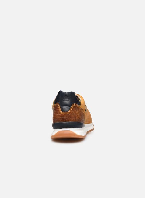 Sneakers Bullboxer 989K20438AYWNASUSZ Bruin rechts