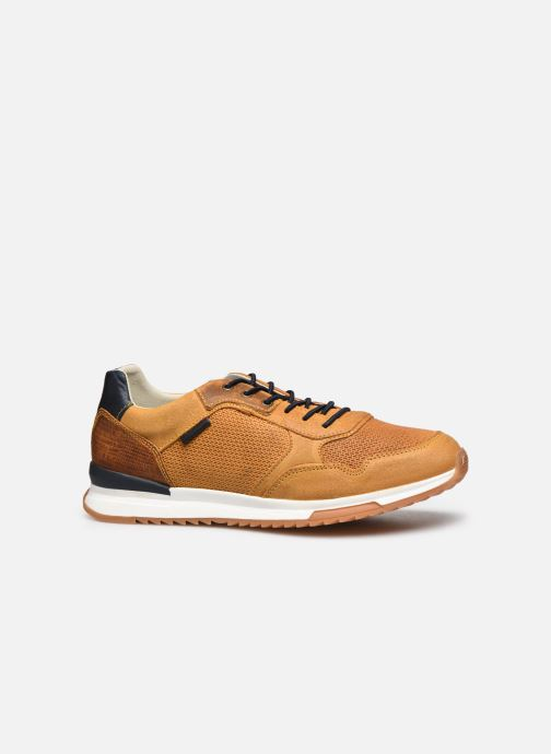 Sneakers Bullboxer 989K20438AYWNASUSZ Bruin achterkant