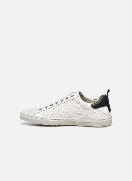 Sneaker Bullboxer 779K20300BP3WNSUSZ weiß ansicht von vorne