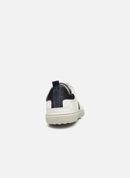 Sneaker Bullboxer 779K20300BP3WNSUSZ weiß ansicht von rechts