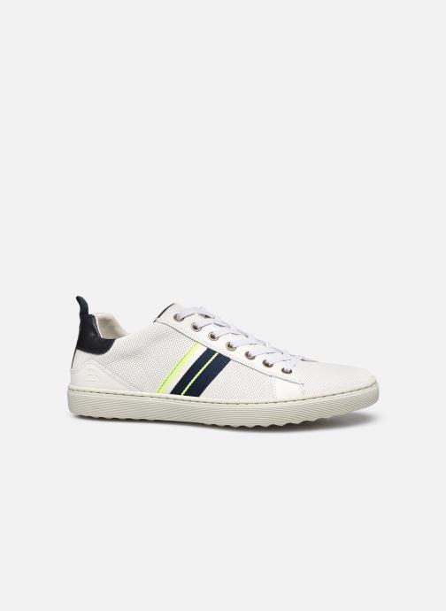 Sneaker Bullboxer 779K20300BP3WNSUSZ weiß ansicht von hinten