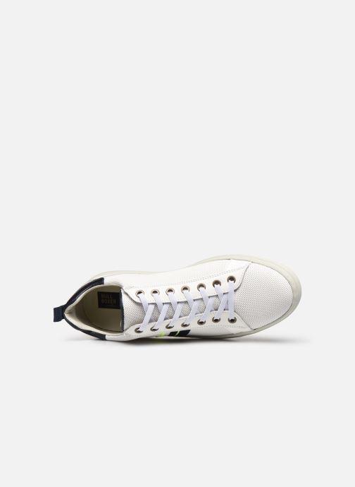 Sneaker Bullboxer 779K20300BP3WNSUSZ weiß ansicht von links