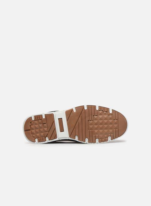 Baskets Bullboxer 628K20582AT059SUSZ Gris vue haut
