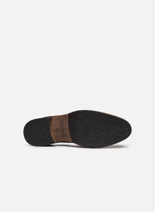 Chaussures à lacets Bullboxer 838K26702ADBBKSZ Marron vue haut