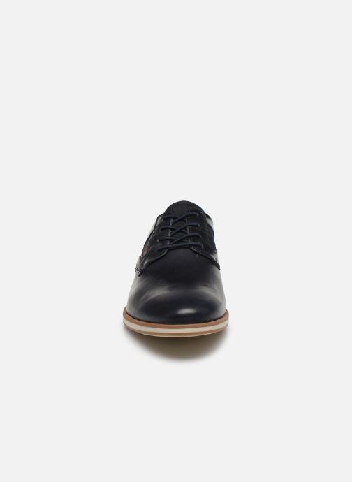 Chaussures à lacets Bullboxer 434K20437ANABLSUSZ Noir vue portées chaussures