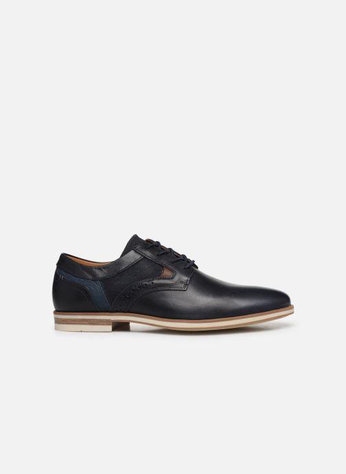 Chaussures à lacets Bullboxer 434K20437ANABLSUSZ Noir vue derrière