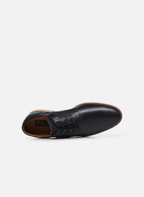 Chaussures à lacets Bullboxer 434K20437ANABLSUSZ Noir vue gauche