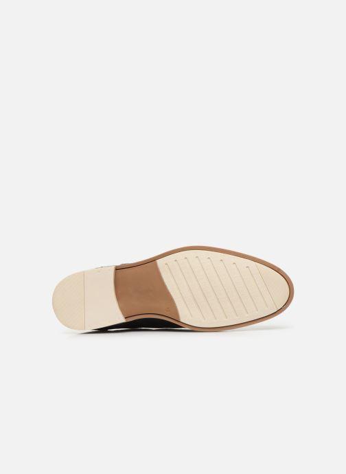 Chaussures à lacets Bullboxer 434K20437ANABLSUSZ Noir vue haut