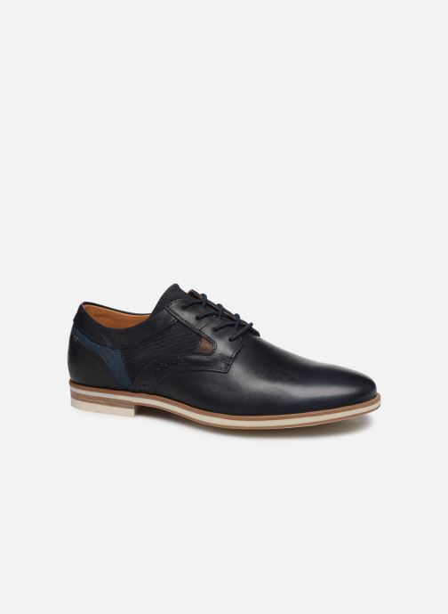 Chaussures à lacets Bullboxer 434K20437ANABLSUSZ Noir vue détail/paire