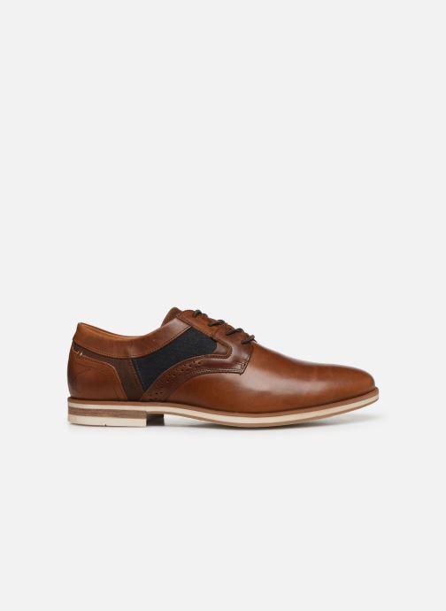 Chaussures à lacets Bullboxer 434K20437ACOORSUSZ Marron vue derrière