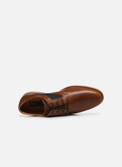 Chaussures à lacets Bullboxer 434K20437ACOORSUSZ Marron vue gauche