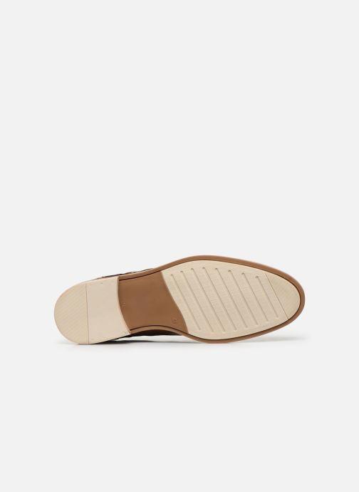 Chaussures à lacets Bullboxer 434K20437ACOORSUSZ Marron vue haut
