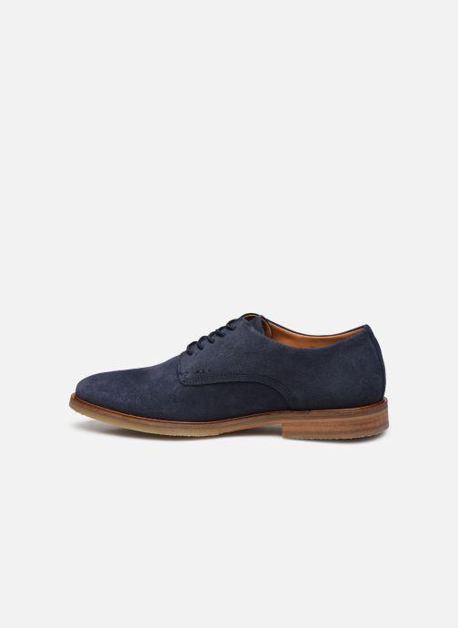 Zapatos con cordones Bullboxer 853K23837AC151SUSZ Azul vista de frente